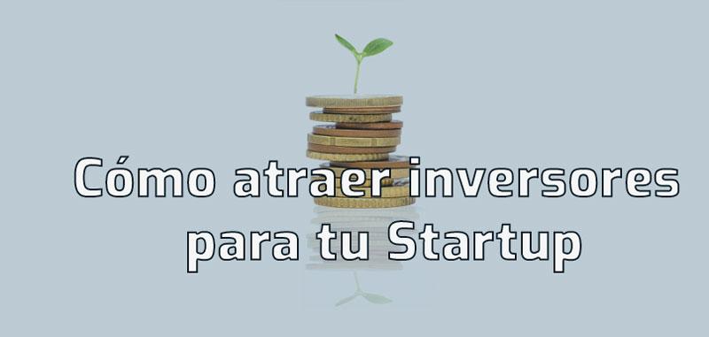 Inversores para startup